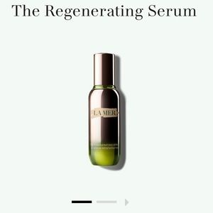 LA MER the regenerating serum .5 fl oz/15ml